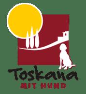 Toscana mit Hund