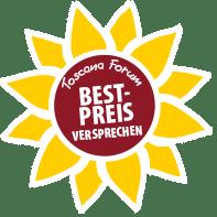 Toscana Forum Bestpreisversprechen