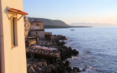 Cefalú Restaurant-Terrasse am Meer (1)
