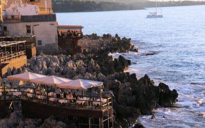 Cefalú Restaurant-Terrasse am Meer (2)