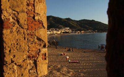 Cefalú Strand im Zentrum (1)
