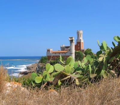 Ferienhaus Sizilien  mit Meerblick