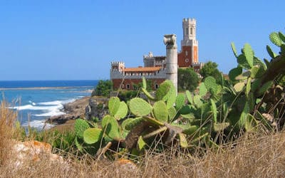 Ferienhäuser Sizilien Meerblick