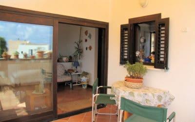 Ferienhaus Sant' Elia, Dachterrasse mit Meerblick (7)