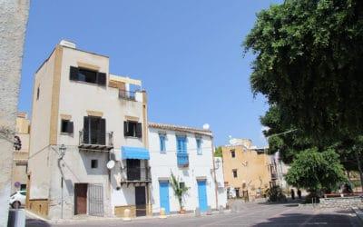 Ferienhaus Sant' Elia, Fassade (3)
