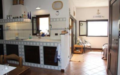 Ferienhaus Sant' Elia, Küche (5)
