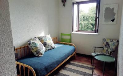 Ferienhaus Sant' Elia, Schlafzimmer ohne Balkon (1)