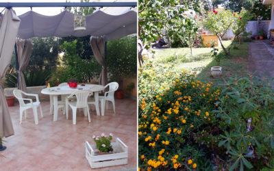 Ferienhaus Selinunte Garten (3)