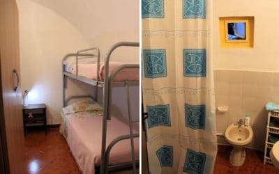 Ferienhhaus Portopalo Doppelzimmer (3)