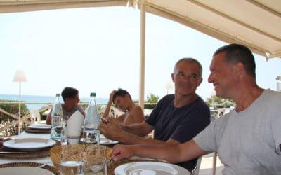 Fischrestaurant am Sandstrand Portopalo (1)
