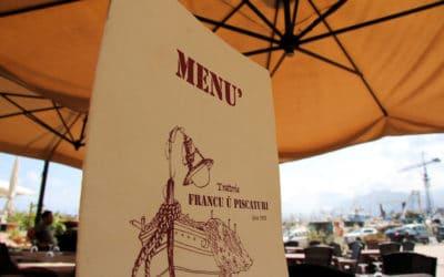 Fischrestaurant in Porticello, Santa Flavia (1)