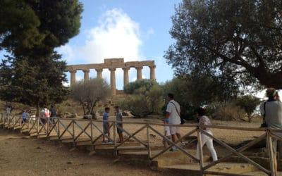 Griechische Tempel in Agrigento (2)