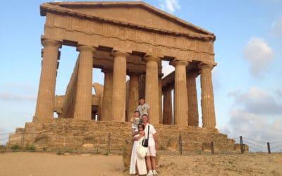 Griechische Tempel in Agrigento (5)