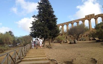 Griechische Tempel in Agrigento (6)
