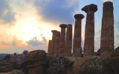 Griechische Tempel in Agrigento (7)