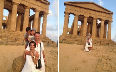 Griechische Tempel in Agrigento (9)