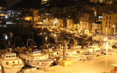 Hafenblick von Porto Sanpaolo(1)