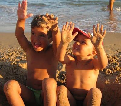 Familienurlaub Sizilien
