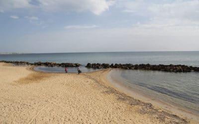 Mazara del Vallo Strand im Zentrum (1)