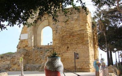 Mazara del Vallo normannischer Turm (2)