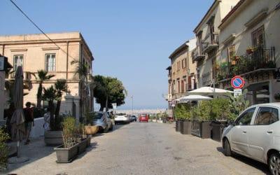 Monreale Blick auf Palermo (3)