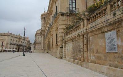 Ortigia Platz der Kathedrale (14)