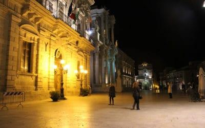 Ortigia Platz der Kathedrale (2)