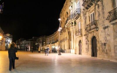 Ortigia Platz der Kathedrale (3)