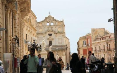 Ortigia Platz der Kathedrale (4)