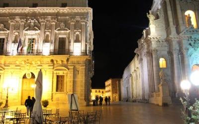Ortigia Platz der Kathedrale (5)