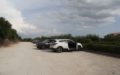 Parkplatz Agriturismo Menfi (1)