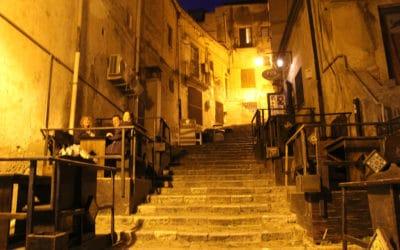 Pub auf den Treppen in Sciacca (2)