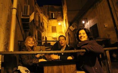 Pub auf den Treppen in Sciacca (3)