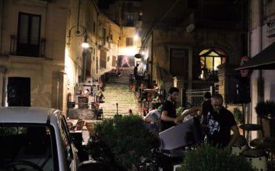 Pub auf den Treppen in Sciacca (4)