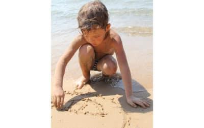 Sandstrand Portopalo im Sommer (9)