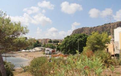 Sant' Elia, Sandstrand (1)