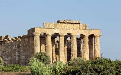 Selinunte, griechische Tempelanlage (10)