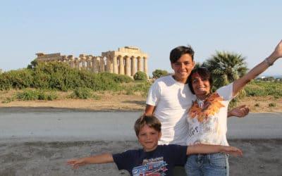 Selinunte griechische Tempelanlage (10)