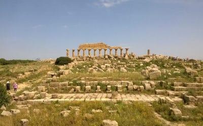 Selinunte griechische Tempelanlage (17)
