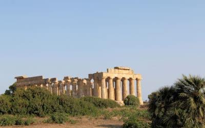 Selinunte, griechische Tempelanlage (18)