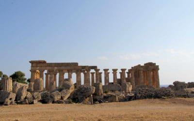 Selinunte, griechische Tempelanlage (21)
