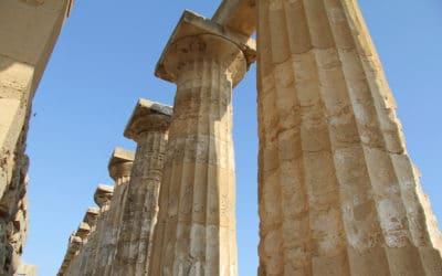 Selinunte, griechische Tempelanlage (25)