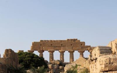 Selinunte, griechische Tempelanlage (8)