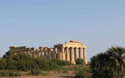 Selinunte griechische Tempelanlage (9)
