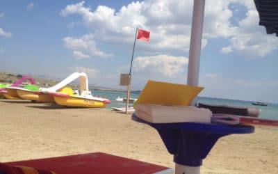 Strand gegenüber der Villa (5)