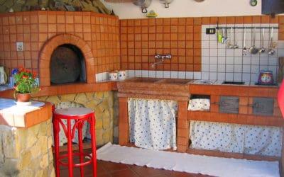 Villa Portopalo 3 gemauerte Außenküche (17)