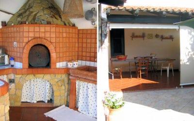Villa Portopalo 3 gemauerte Außenküche (21)