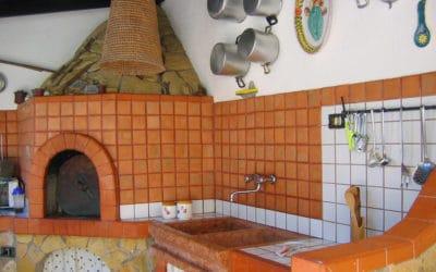Villa Portopalo 3 gemauerte Außenküche (23)