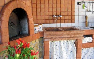 Villa Portopalo 3 gemauerte Außenküche (24)
