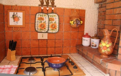 Villa Portopalo 6 Außenküche (2)